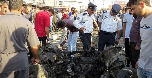 Erbil ve Kerkük'te bombalı saldırı