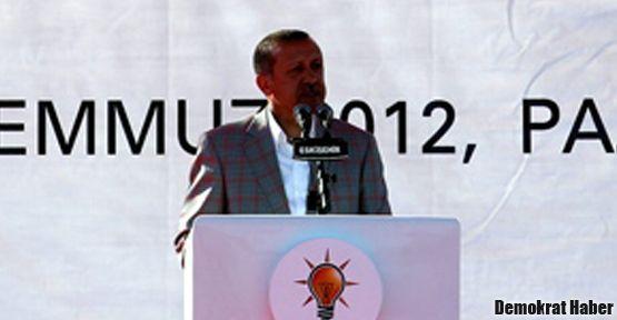 Erdoğan: 30 Eylül'de son kez adayım