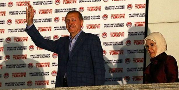 Erdoğan: '77 milyonun cumhurbaşkanı olacağım'