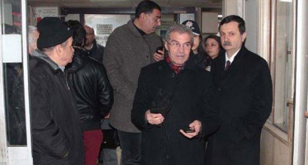 Erdoğan'a hakaret ettiği iddiasıyla gözaltına alınan ÖDP İl Başkanı serbest