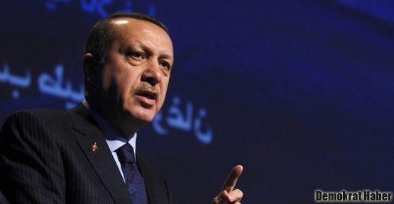 Erdoğan: Açlık grevi ajitasyon ve şantaj