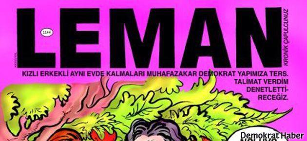 Erdoğan, Adem ve Havva ile karşılaşırsa...