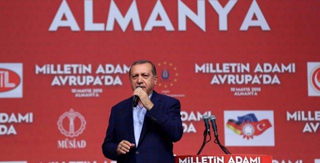 Erdoğan: Alevilik bir dinse Tayyip Erdoğan orada yok