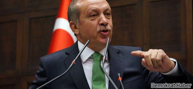 Erdoğan: Ayaklar ne zamandan beri baş oldu?