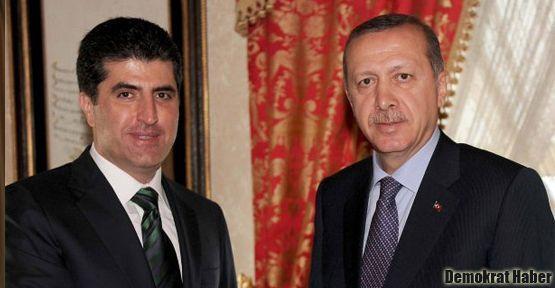 Erdoğan Barzani'den ateşkes mi istedi?