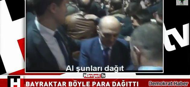 Erdoğan Bayraktar vatandaşı yalvarttı