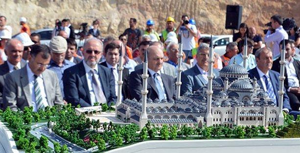 Erdoğan Bayraktar'ın Çamlıca Camisi talimatı: Bir yemek veririz, toplarız paraları