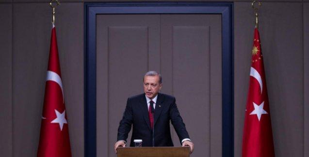 Erdoğan: 'Acaba niye 276 çıkmadı' bunu sormalıydınız
