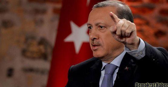 Erdoğan, Bush'a özendi; 'Biz de Suriye'ye gireriz' dedi