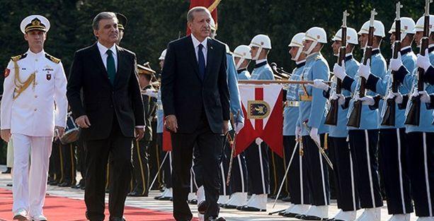 Erdoğan Çankaya Köşkü'nde neler söyledi?