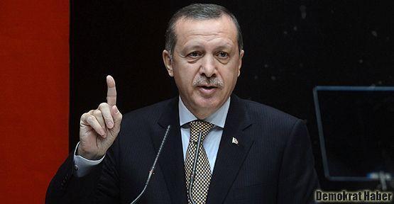 Erdoğan: CHP gençlerin eline molotof veriyor!