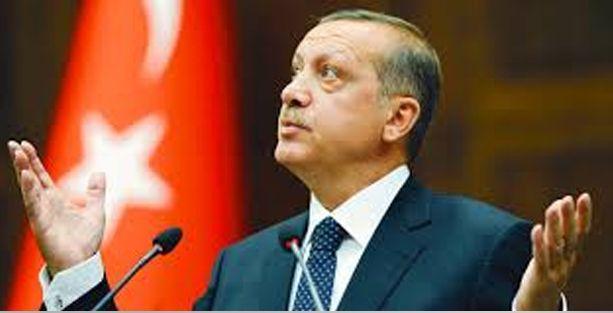 Erdoğan cumhurbaşkanı adayı olarak konuştu