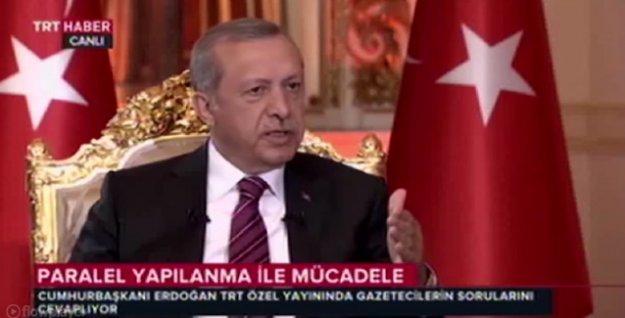Erdoğan'dan Can Dündar'a: Bedelini ağır ödeyecek, öyle bırakmam onu