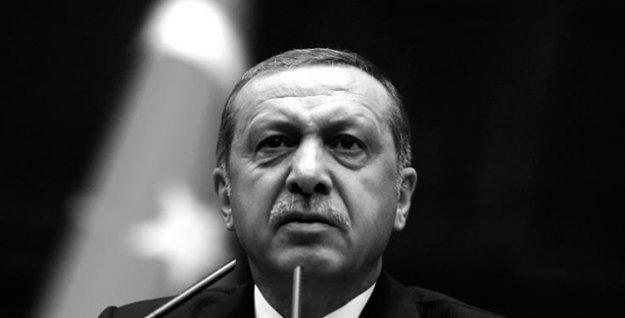 Erdoğan bu kez de Guradian'ı hedef aldı: Sen kimsin ya, haddini bil!