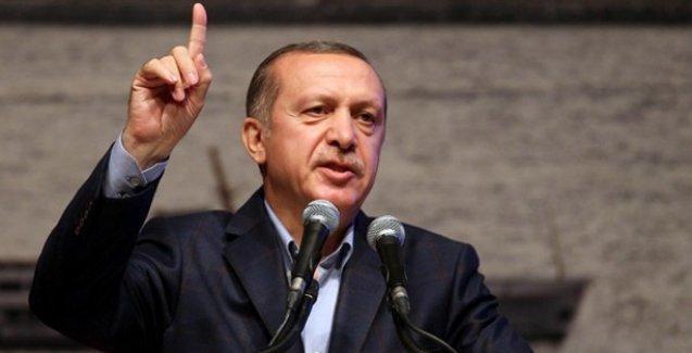 Erdoğan'dan 'tehdit': Ya bu devletin varlığını kabul edecekler ya yok olacaklar