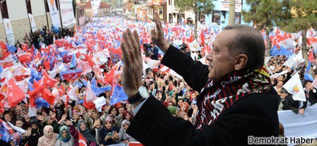 Erdoğan: Evlatlarıma helal lokma yedirmediğim halde...