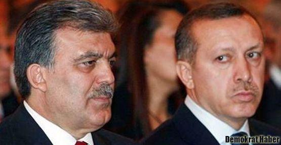 Erdoğan-Gül arasında bu kez 'dokunulmazlık' ayrılığı