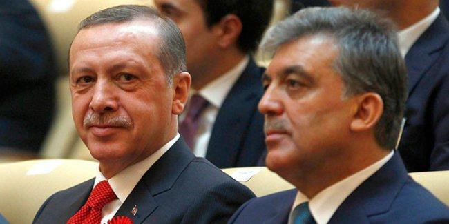 Erdoğan, Gül'ün milletvekili adaylığı için 'İsabetli olur' dedi