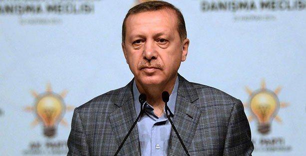 Erdoğan hakkında suç duyurusu