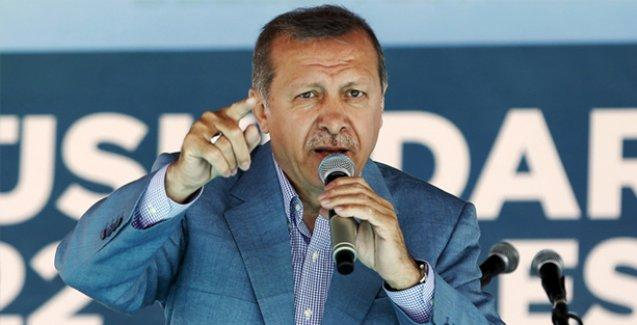 Erdoğan'ın hedefinde yine HDP vardı: Ermeni lobisi, eşcinseller, Ali'siz Alevilerin baş tacı!