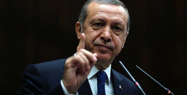 Erdoğan: IŞİD'e kışkırtıcı bir uslüpla konuşmamız için baskı yapıyorlar