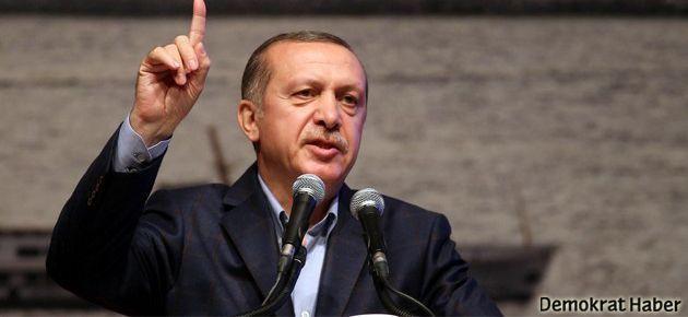 Erdoğan: Küçükköy'de yol için cami yıktık