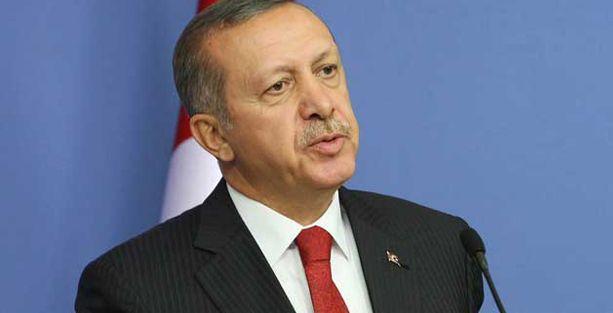 Erdoğan: Kürtçe diye bir dil mi var?