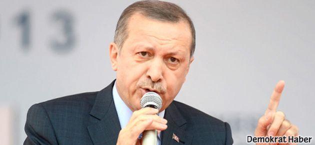 Erdoğan: Ne yaparsanız yapın, Gezi Parkı yıkılacak