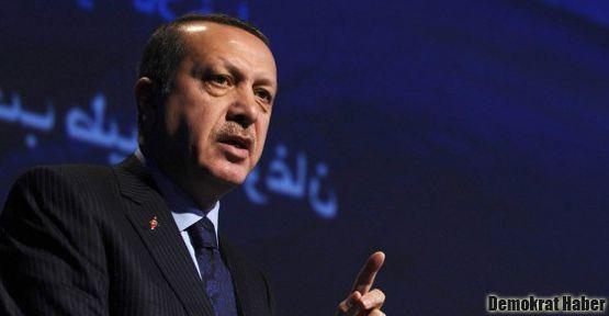 Erdoğan Netanyahu'ya seslendi