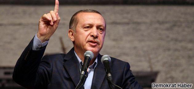 Erdoğan: Önce CHP'liler bizden özür dilesin