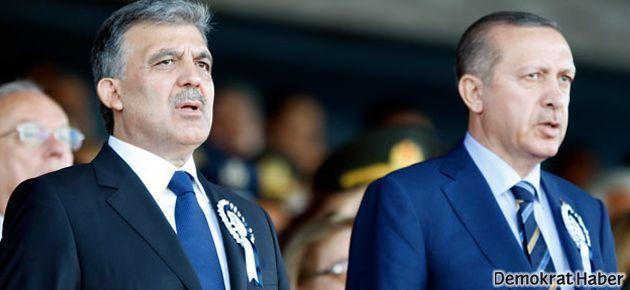 Erdoğan: Paralel devlet Gül'ü de dinlemiş