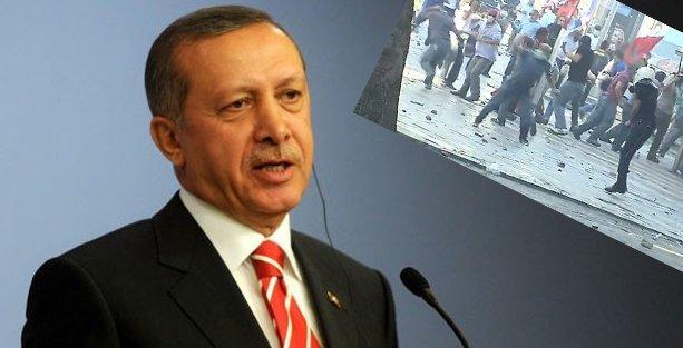 Erdoğan: Polisimiz vatandaş mı öldürdü!