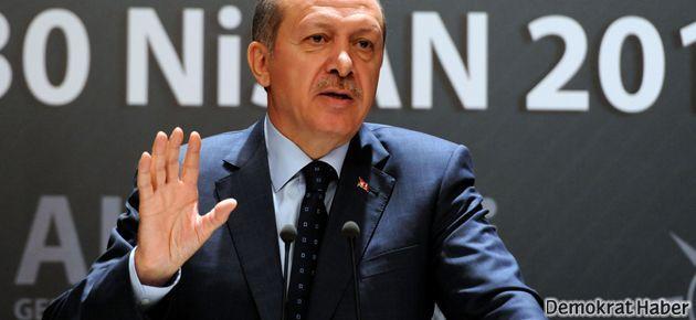 Erdoğan: Terör örgütü mensupları bu işin içinde