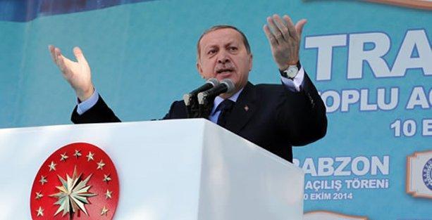 Erdoğan: Terör örgütünden talimat alanlarla işimiz olmaz