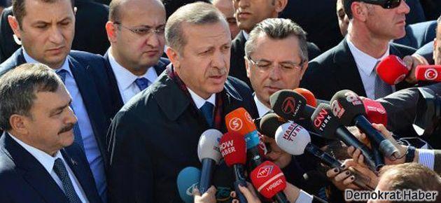Erdoğan: Ters köşe olabilirsiniz, belli olmaz