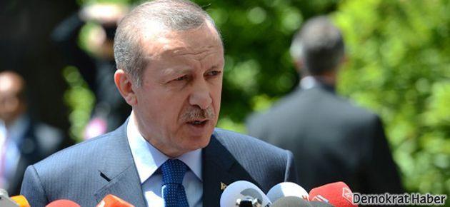 Erdoğan: Türkiye'de El Nusra diye grup mu varmış?