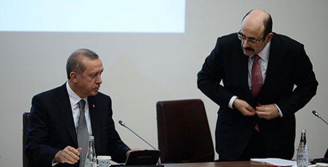 Erdoğan üniversitenin seçimini hiçe saydı