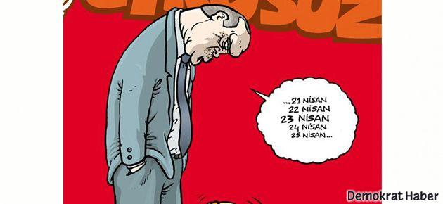Erdoğan Uykusuz'da 23 Nisan'ı kutluyor