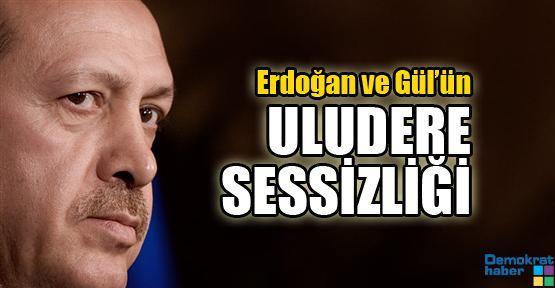 Erdoğan ve Gül'ün ULUDERE SESSİZLİĞİ