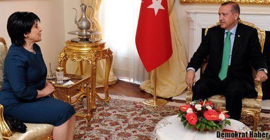 Erdoğan ve Zana'nın 'iyi ve verimli' zirvesi