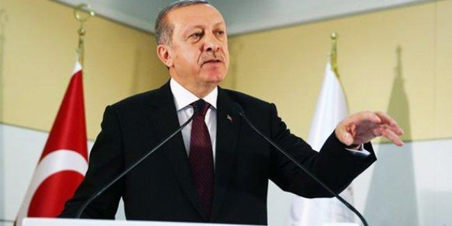 Erdoğan: Yaralı askerleri taşıdıkları yalan, yahu siz kendinizi ne sanıyorsunuz!