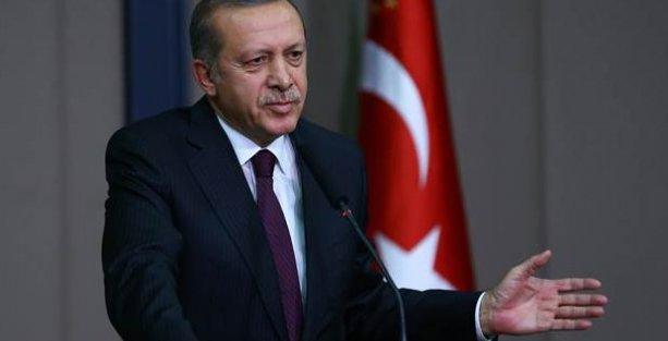 Erdoğan yine HDP'yi hedef gösterdi