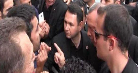 Erdoğan: Yuh çekersen tokadı yersin