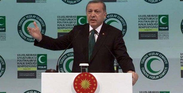 Erdoğan: Zorunlu kimya, zorunlu fizik dersini tartışan yok