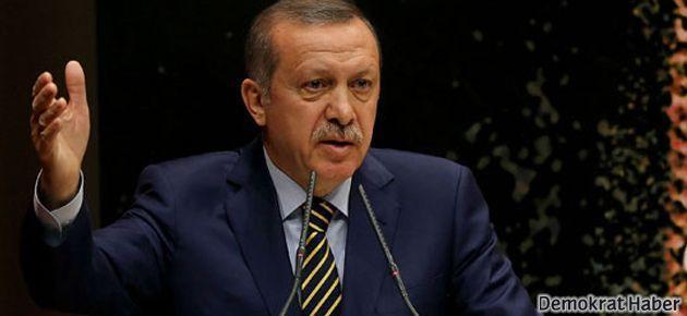 Erdoğan: CHP ve Cemaat hükümet için tarih belirledi