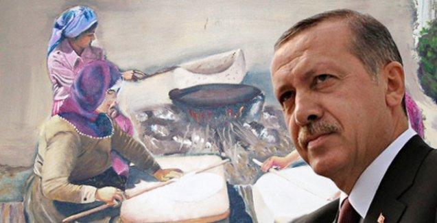 Erdoğan'a Twitter'dan yufka cevabı: #SanaYufkaAçtırmayacağız