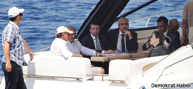 Erdoğan'dan Ege sahillerinde denetim