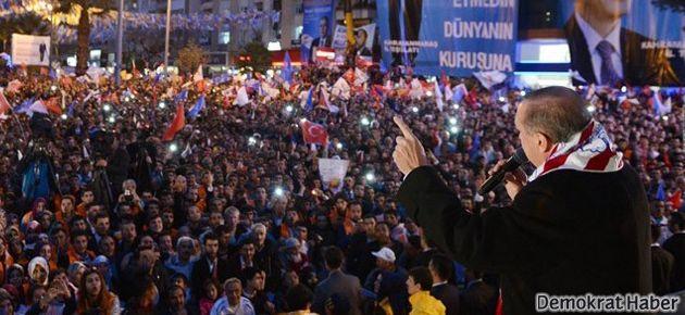 Erdoğan'dan Gülen'e: Röportaja başlamışsın…