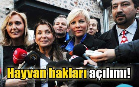 Erdoğan'dan hayvan hakları açılımı