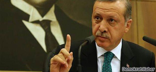 Erdoğan'dan Hürriyet'e: Yolsuzluk açıklamalarını kaldırın